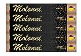 Molonni - Cápsulas de café - Colombia - Compatible con Nespresso - 50 cápsulas