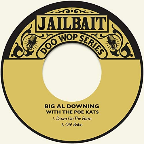 Big Al Downing with The Poe Kats
