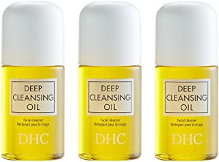 DHC Deep Cleansing Oil Mini, 1 Fl Oz (Pack of 3)
