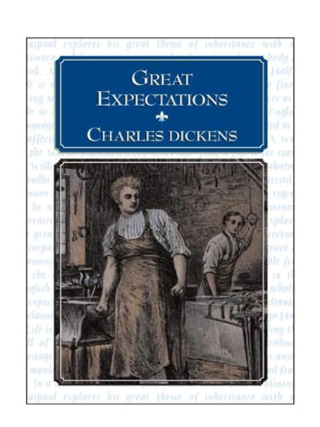 時系列黒人賞Great Expectations (English Edition)