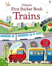 Best first sticker book trains Reviews
