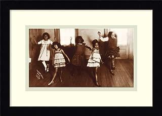 Framed Wall Art Print Dance Class, 1928 by James Van Der Zee 15.25 x 11.00