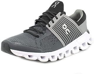 On-Running Mens Cloudswift Rock/Slate Running Shoe - 10