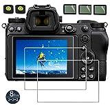 debous Screen Protector Compatible Nikon Z7 Z6 II Z 6II Z 7II FX-Format Mirrorless...