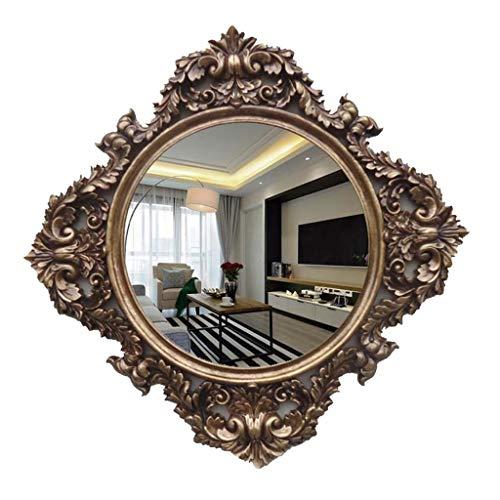 Espejos Grandes de Pared para Sala de Estar Antiguos, Shabby Chic Espejo...