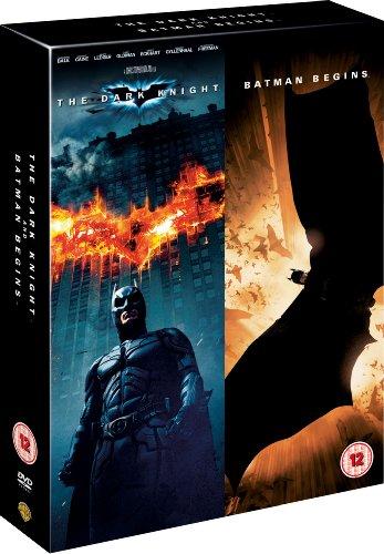 Batman Begins/the Dark Knight [Reino Unido] [DVD]