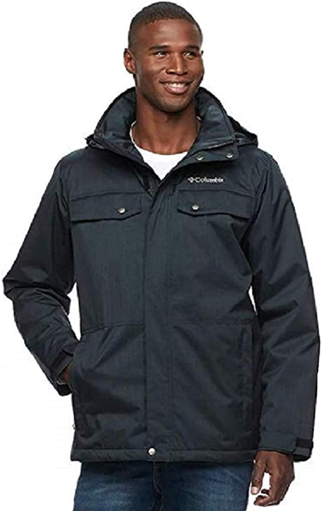 Columbia Men's Thermal Coil Hooded Jacket