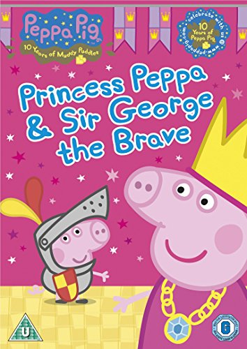 Peppa Pig - Princess Peppa (Volumen 11) [Reino Unido] [DVD]