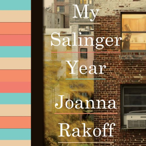 My Salinger Year audiobook cover art