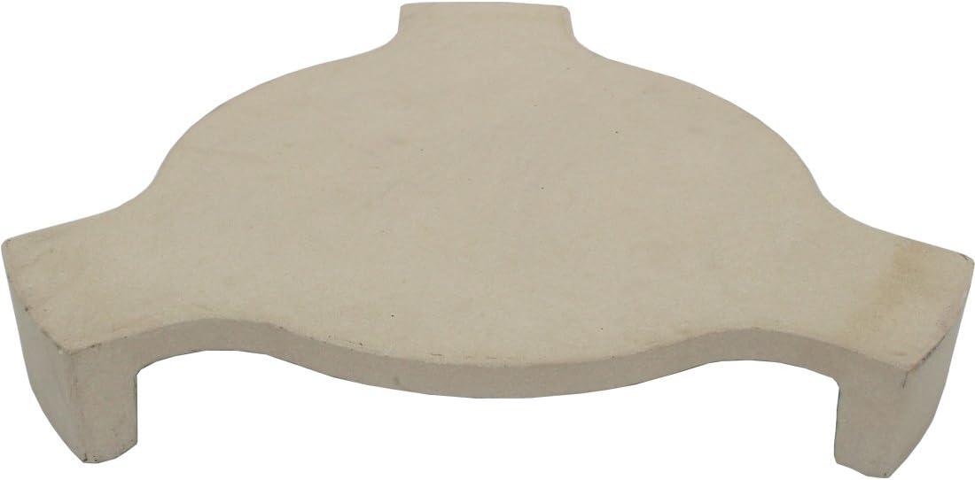 Grilling Corner 日本未発売 Heat Deflector Plate Piz Setter Stone 高額売筋 Smoking