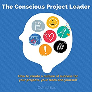 The Conscious Project Leader cover art