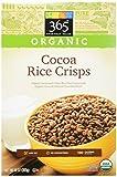 365 Everyday Value Organic Cocoa Crisps Cereal, 10 oz
