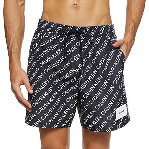 Calvin Klein KM0KM00501 Costumi da Bagno Uomo Nero M