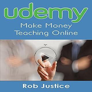 Udemy: Make Money Teaching Online cover art