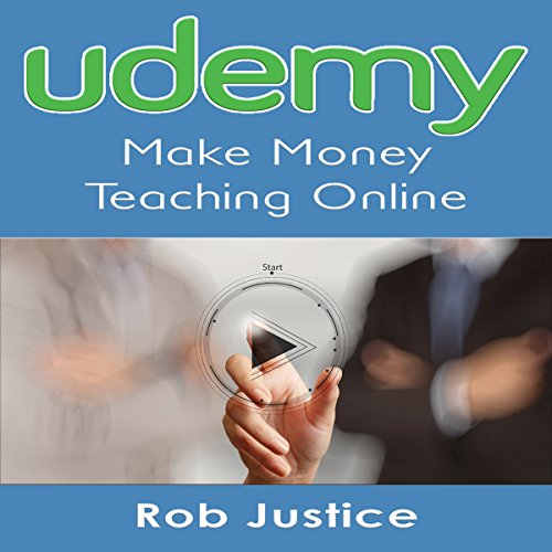 Udemy: Make Money Teaching Online audiobook cover art