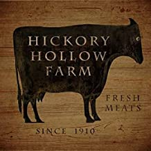 Posterazzi Hickory Hollow Farm Poster Print by Beth Albert, (24 x 24)