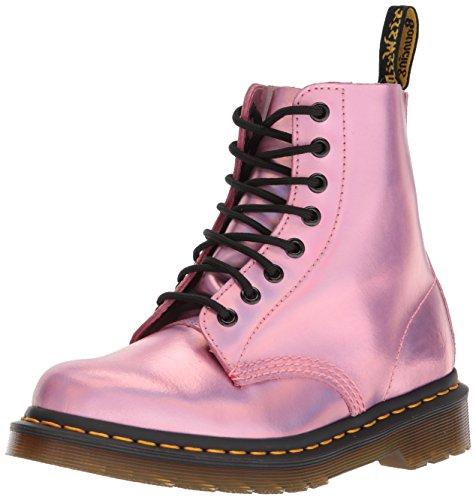 Dr. Martens Damen Pascal Im Kurzschaft Stiefel, Pink (Mallow Pink 690), 38 EU
