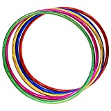 Acan Hula Hoop Brillante en Color Surtido 75 cm diámetro