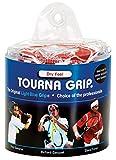 Tourna Agarre de Tenis Original Dry Feel (30 agarres) en una Bolsa de Vinilo.