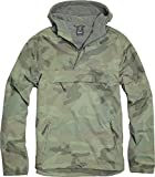 Brandit Men's Windbreaker Jacket, Mehrfarbig (Woodland 10), Medium