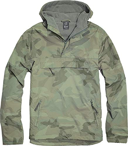 Brandit Windbreaker Woodland XL