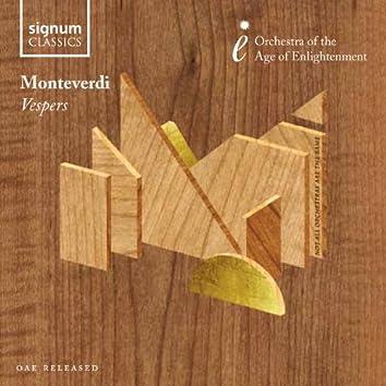 Monteverdi: Vespers