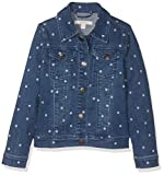Esprit Kids Rp4100307 Jacket Chaqueta, Azul (Dark Indigo Denim 461), 128 (Talla del...