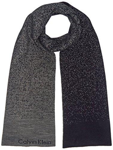 Calvin Klein Jess3 Sciarpa, Blu (Abyss/Navy 901), One Size (Taglia Produttore Uomo