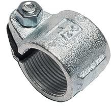 O-Z/Gedney SSP-400 Series SSP Threaded Rigid Conduit Coupling, Concrete Tight, 4