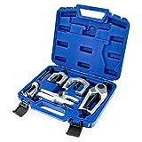 BITUXX Juego de herramientas para extraer rótulas de rótula, 6 piezas