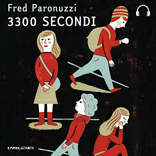3300 secondi audiobook cover art