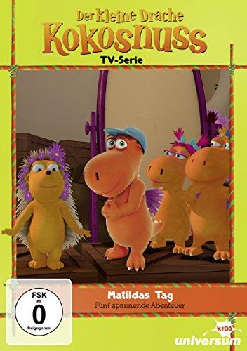 Der kleine Drache Kokosnuss - TV-Serie 10: Matildas Tag