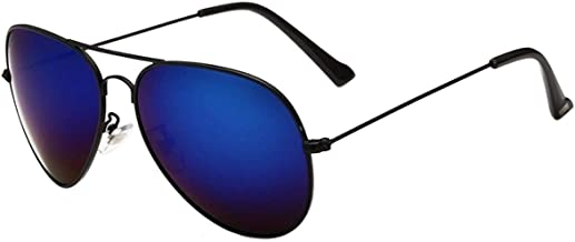 نظارات شمسية من فيثديا باطار اسود VABLB3026