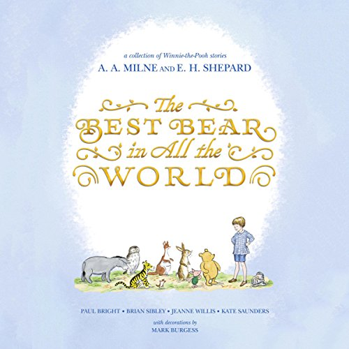 The Best Bear in All the World audiobook cover art
