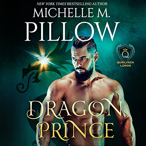 Dragon Prince: A Qurilixen World Novel (Qurilixen Lords, Book 1)