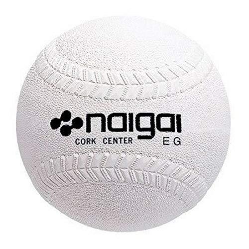 内外ゴム(NAIGAI) ソフトボール 1号 検定球 NEW1 NEW-1