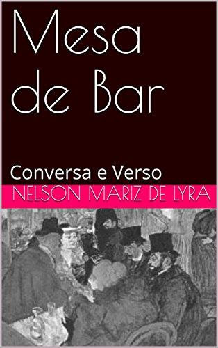 Mesa de Bar: Conversa e Verso (Portuguese Edition)