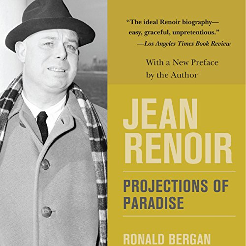 Jean Renoir audiobook cover art