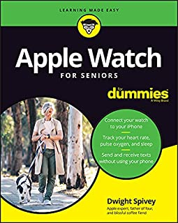 Apple Watch for Seniors for Dummies