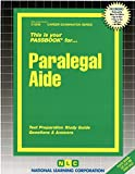 Image of Paralegal Aide(Passbooks)