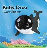 Baby Orca: Finger Puppet Book (Little Finger Puppet Board Books)