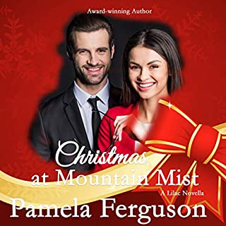Christmas at Mountain Mist audiobook cover art