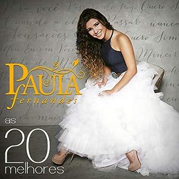 As 20 Melhores - Paula Fernandes