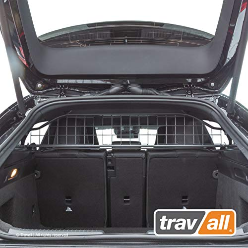 Travall Guard Hundegitter Kompatibel Mit Mercedes-Benz CLA Shooting Brake (Ab 2019) TDG1660 - Maßgeschneidertes Trenngitter in Original Qualität