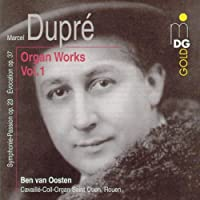 Symphonie Passion Op 23 / Evocation Op 37 (Organ Works 1) (2000-02-22)