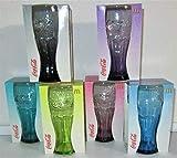 Coca-Cola 2010 - Vasos, edición limitada, juego de 6 unidades