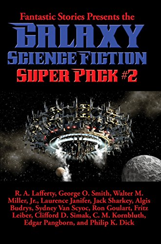Galaxy Science Fiction Super Pack #2: With linked Table of Contents (Positronic Super Pack Series Book 20) (English Edition)