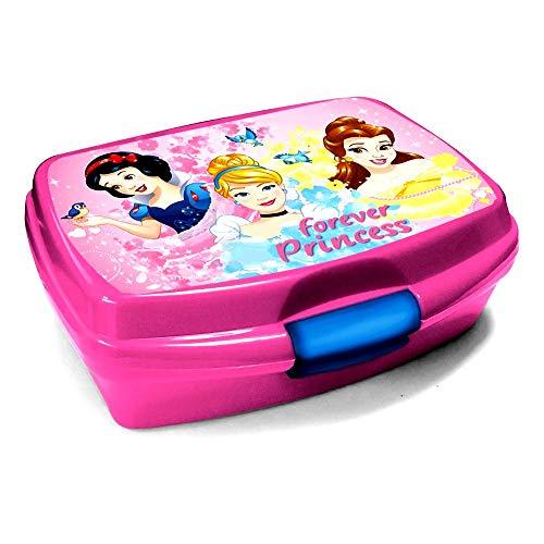 GUIZMAX Compatible avec Boite à goûter Princesse Enfant Ecole Star