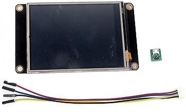 DIYmall Nextion 2.8inch Enhanced HMI Touch Display Module TFT Touch Panel for Arduino Raspberry Pi (2.8'') NX3224K028 …