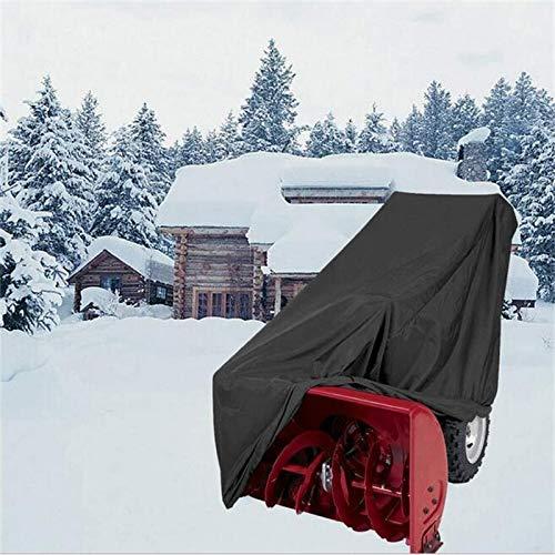 DONGZHI Oxford Paño Al Aire Libre Impermeable Lluvia A Prueba de Nieve Polvo Cubrir Nieve Lanzador Cubrir Jardín Mueble Polvo Cubrir (Color : A, Size : 120x82x102/60cm)